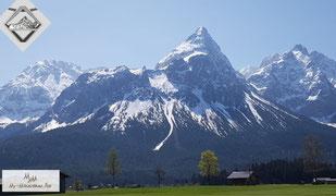 Ehrwalder Sonnenspitze Bergschmuck My Mountain