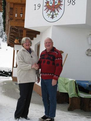 Margit und Dieter Banzer