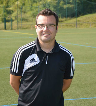 Co-Trainer Lars Vogt aus Buchholz