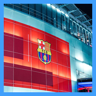 Photo by Fikri Rasyid on Unsplash. CAMP NOU TOURS