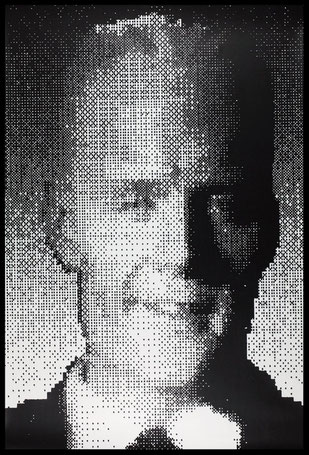Peter Kogler Edition Max Headroom 2