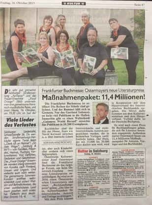 Kronen Zeitung, 16.10.2015