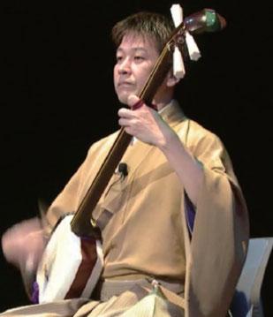 津軽三味線 世界大会で4年連続入賞。山形県鶴岡市に在住。