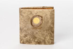Tucholsky, Rothirschpergament, Blattgold