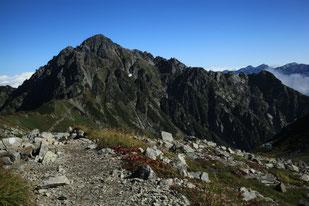2015.09 立山・剣岳縦走