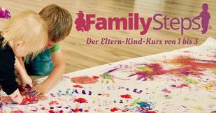 FamilySteps® Kurse (1-3 Jahre)