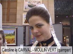 2004 : Caroline le Carval