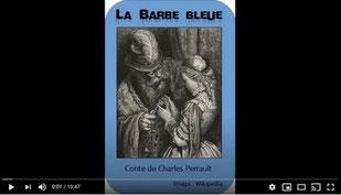 """Ecoutez-moi vous raconter """"La Barbe bleue"""", un conte de Charles Perrault"""