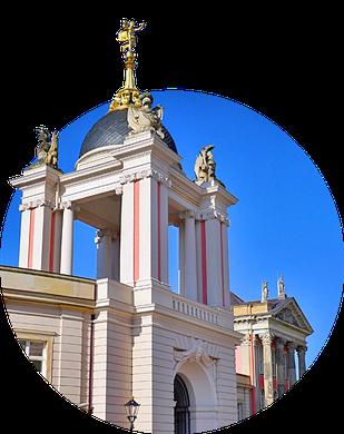 Stadtschloss Potsdam - Fortunaportal