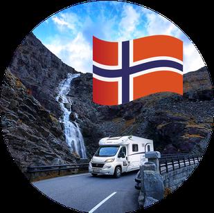 Norwegen_Erfahrung_Wohnmboil_Hund
