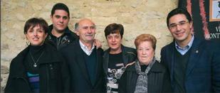 De Valentini familie, al meer dan een eeuw in Montefalco