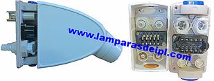 Conector de manipulo IPL SHR.