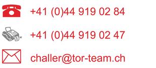 Torautomatik Team AG Kontakt Administration