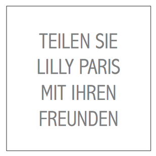 Lilly Paris auf Instragram Facebook und Pinterest