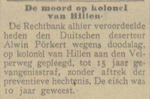 Provinciale Drentsche en Asser courant 22-10-1921