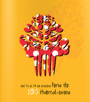 Feria de Huércal-Overa 2015 Programa y Cartel