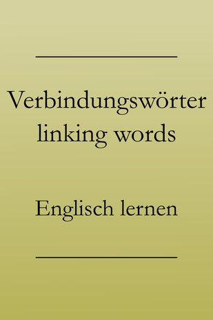 Englische Verbindungswörter, besser Englisch sprechen: obwohl, jedoch, dennoch, weder noch. #englischlernen