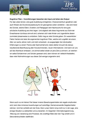 "Themenletter Januar 13  ""Ablenkungsmanöver"""