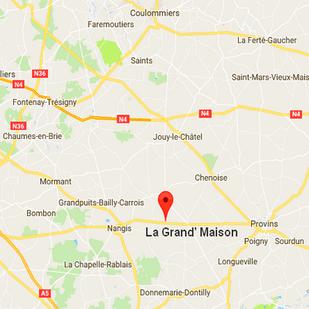La Ferme de la Grand'Maison à Vanvillé dans le 77