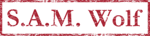 sam wolf Autorin Simone Müller Logo