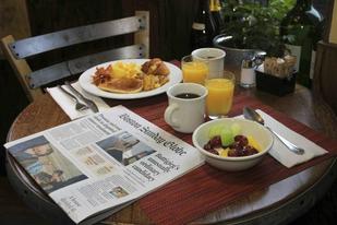 Boston Hotel Empfehlung: Newbury Guest House