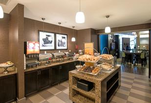Boston Unterkunft Tipps: Hampton Inn