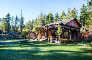 Vancouver Island Hotels Tofino