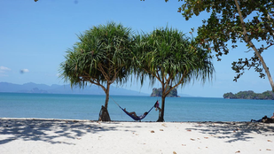 Hotels am Strand von Langkawi Semesta Backpackers