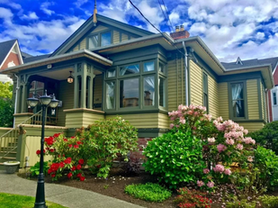 Vancouver Island Hotels Victoria Robert Porter House Inn