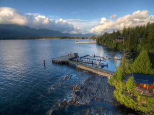 Vancouver Island Unterkünfte