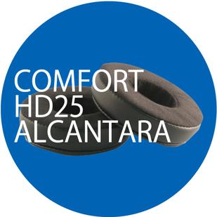 YAXI HD25 Comfort ヤクシーアルカンターラ