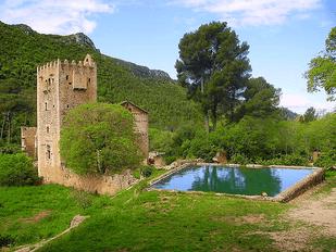 Monasterio de la Murta La ribera Alta , Comunidad Valenciana.
