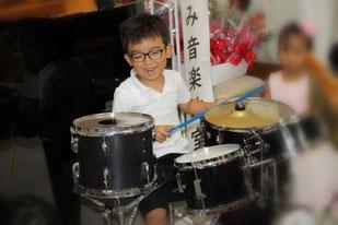 どれみ音楽教室 どれみらぼ どれみ音楽会 ドラム