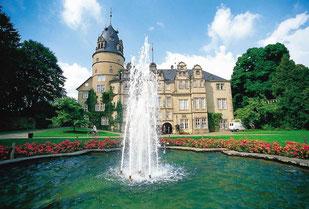 Fürstliches Residenzschloß © Residenzschloß Detmold