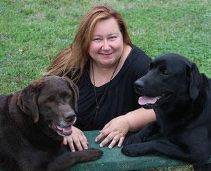 Anja Rotenburg, Hundetrainierin, Hundeschule Gemeinsam Voran, Saulheim, Hahnheim