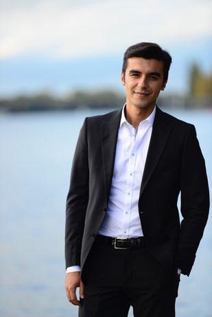 Orcun Yildirian - Pianist und Klavierlehrer