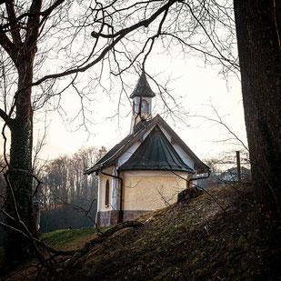 Kirchleitn Kapelle am Lockstein