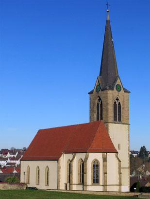 Pfarrkirche St. Magdalena zu Sickingen