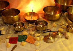 sonotherapie a Tours - therapie avec les bols tibetains - annuaire de therapeutes via energetica