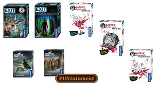 Exit Games - Neuheiten Mai