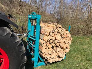 Hydraulisches Bündelgerät mit 7 Tonnen Presskraft