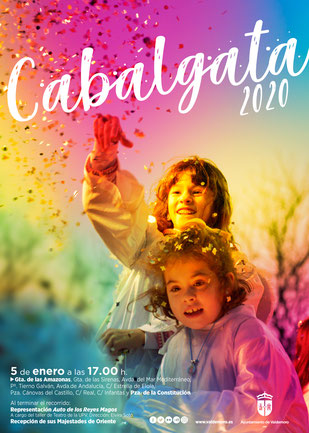 Fiestas en Valdemoro Cabalgata de Reyes