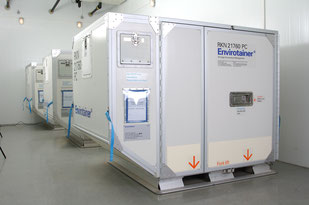 Envirotainer's RKN t2 containers are designed to keep pharma shipments at optimum temperature  -  company courtesy