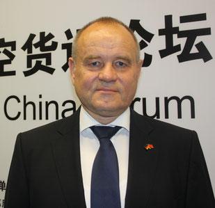 Gerhard Gerritzen of ACC organizer Messe Muenchen  -  picture hs