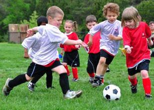 Attività sportiva per rinforzare le difese immunitarie nel bambino
