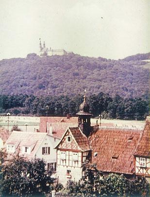 Ferienwohnung bei Kloster Banz