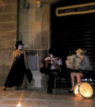 L'Usignolo e la rosa (rappresentazione in Palermo, 2016)