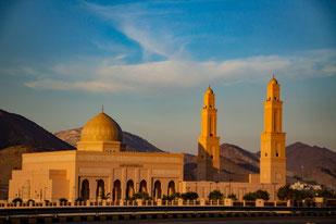 Oman, Arabien, Die Traumreiser, Moschee