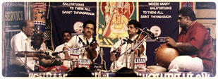 Violin Duo by Mysore Brothers