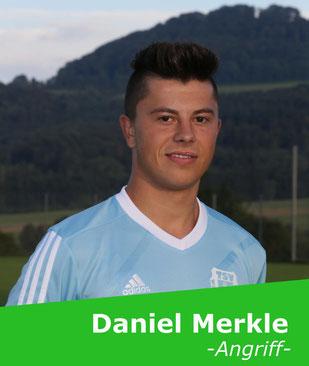 +++ Verletzt loi: Daniel Merkle fällt mit einer starken Zehenprellung vorerst aus +++